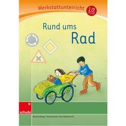 Anton und Zora: Rund ums Rad - Werkstatt zu Zora, 6-9 Jahre