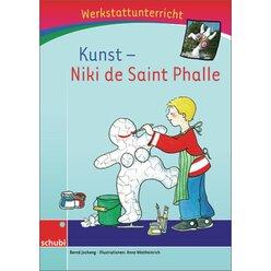 Anton und Zora: Kunst: Niki de Saint Phalle - Werkstatt  zu Anton, 6-9 Jahre