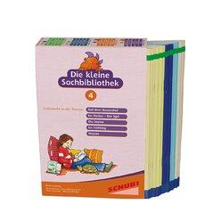 Anton und Zora: Die kleine Sachbibliothek 4, 6-8 Jahre
