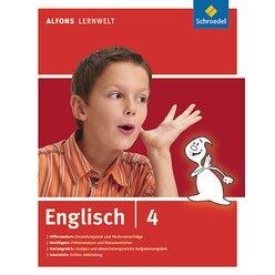 Alfons Lernwelt Englisch 4, DVD-ROM