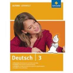 Alfons Lernwelt Deutsch 3, Lernsoftware auf DVD