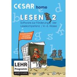 CESAR Lesen 2  home