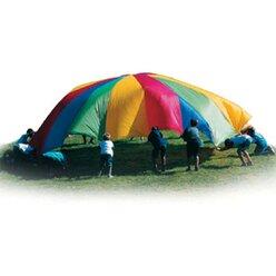Fallschirm-Schwungtuch Ø 3,6m, 12 Schlaufen