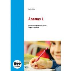Ananas 1 - Lesen durch Schreiben - Schülerarbeitsheft