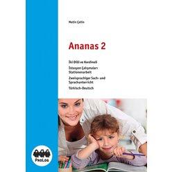 Ananas 2 - Zweisprachiger Sach- und Sprachunterricht - Schülerarbeitsheft