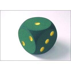 Augenwürfel groß 16 cm, grün