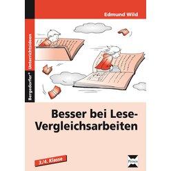 Besser bei Lese-Vergleichsarbeiten, Buch, 3.-4. Klasse