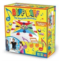 Biff Baff, das klangvolle Musikspiel, ab 3 Jahre