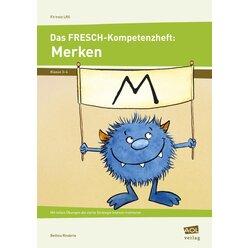 Das FRESCH-Kompetenzheft: Merken, Buch, 3.-4. Klasse