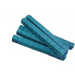 Dienes Zehnerstangen 10 Stück aus ReWOOD® blau
