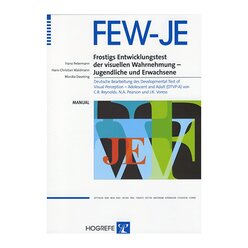 """FEW-JE, 25 Protokollbogen """"Du-Form"""""""