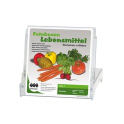 Fotokarten Gemüse
