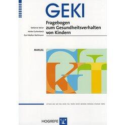 GEKI, Schablonensatz