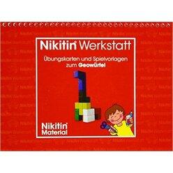 Werkstatt Arbeitsheft Nikitin Geowürfel N5