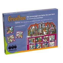 Gruselhaus, Lesespiel, ab 6 Jahre