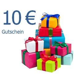 Gutschein  10 €