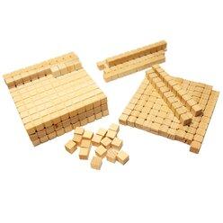 """COMPUTANDI BASIC """"Henris kleine Edition"""" 41 Teile aus Holz (so lange der Vorrat reicht)"""