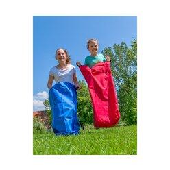 Hüpfsack Junior blau, 60cm hoch, ab 3 Jahre