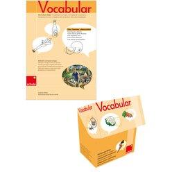 Vocabular Wortschatz-Bilder KOMBIPAKET Obst, Gemüse, Lebensmittel, 3-99 Jahre