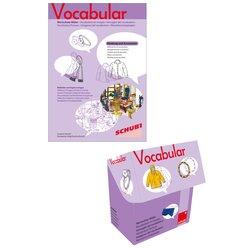 Vocabular Wortschatz-Bilder KOMBIPAKET Kleidung und Accessoires, 3-99 Jahre