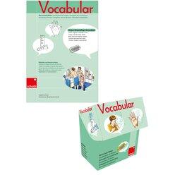 Vocabular Wortschatz-Bilder KOMBIPAKET Körper, Körperpflege, Gesundheit, 3-99 Jahre