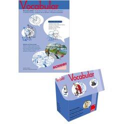 Vocabular Wortschatz-Bilder KOMBIPAKET Kalender, Zeit, Wetter, 3-99 Jahre