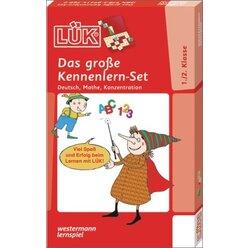 LÜK Das große Kennenlern-Set, 1.-2. Klasse