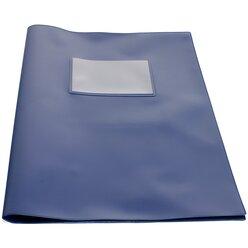 COMPUTANDI Klassenbuchhülle blau mit Einsteckfenster A4+, universell, 2 Einstecktaschen innen, 133001.003