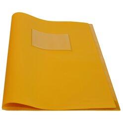 COMPUTANDI Klassenbuchhülle gelb mit Einsteckfenster A4+, universell, 2 Einstecktaschen innen, 133001.001