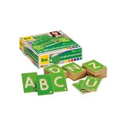 Lernspiel Großbuchstaben, ab 4 Jahre