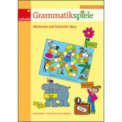 Grammatikspiele 1/2, Wortarten und Satzarten üben
