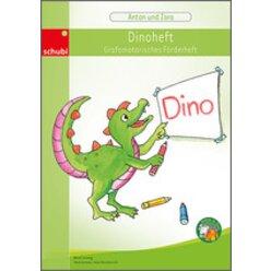Dinoheft Grafomotorisches, 2-7 Jahre