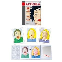 Articula - Mundmotorikprogramm mit integriertem Spiegel, 4-12 Jahre