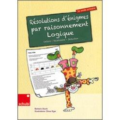 Résolutions d'énigmes - Niveau 3, 8-12 Jahre