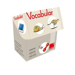 VOCABULAR Adjektive, Bildkarten ab 4 Jahren