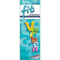 FIT in Deutsch Wortschatz & Grammatik Verben, 6-12 Jahre