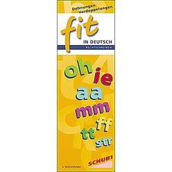 FIT in Deutsch Rechtschreiben Dehnungen, Verdoppelungen, 6-12 Jahre