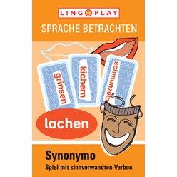 Sprache betrachten: Synonymo, ab 9 Jahre