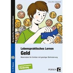Lebenspraktisches Lernen: Geld, Buch inkl. CD, 5.-9. Klasse