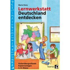 Lernwerkstatt: Deutschland entdecken
