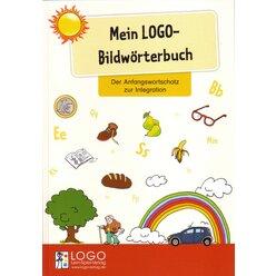 Mein LOGO-Bildwörterbuch mit Grund-Wortschatz in deutsch, arabisch, serbisch