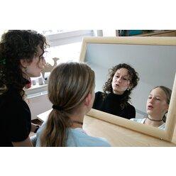 Logopädischer Spiegel