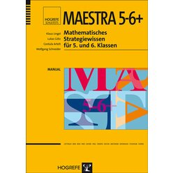 MAESTRA 5-6+, 50 Testhefte
