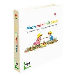 Mach mehr mit Max, Ordner inkl. Audio-CD Singen mit Max