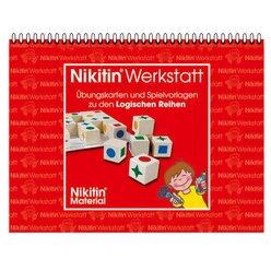 Werkstatt Arbeitsheft Nikitin Logische Reihen N8