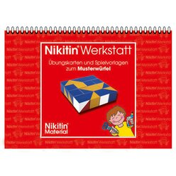Werkstatt Arbeitsheft Nikitin Musterwürfel N1