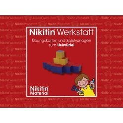 Werkstatt Arbeitsheft Nikitin Uniwürfel N2