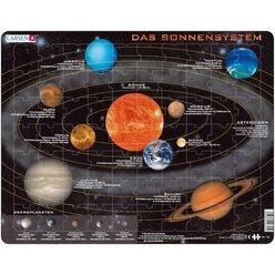 Larsen Lernpuzzle Das Sonnensystem