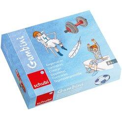 Gambini - Gegensätze, Lernspiel, ab 4 Jahre