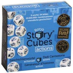 Rory's Story Cubes actions, Würfelspiel, ab 6 Jahre (Besorgungstitel, längere Lieferzeit)